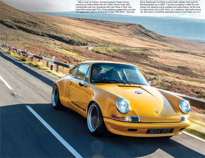 Retrowroks 993 Feature